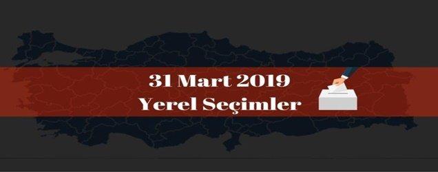 31 Mart Yerel Seçimleri Canlı İzle