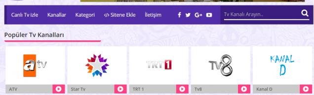 Canlı Tv Mobi Türkiye