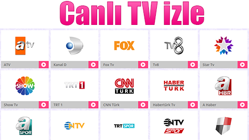 Canli TV 189 channel