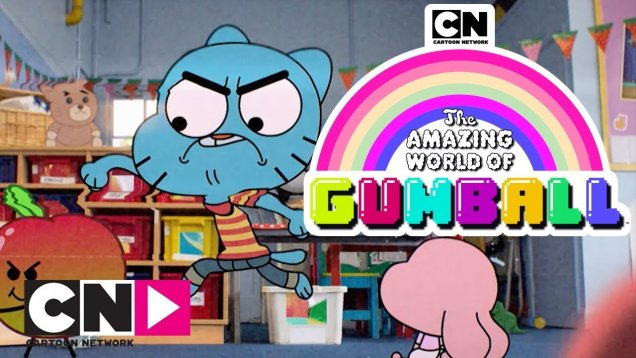 Cartoon Network Gumball Çizgi Film İzle