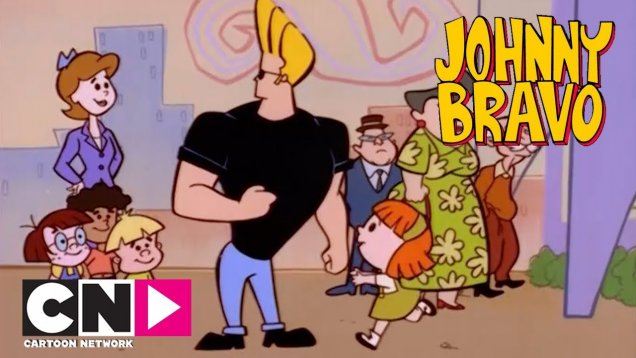 Cartoon Network Johny Bravo Çizgi Filmi İzle