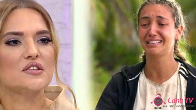 Demet Akalın'dan Elenen Survivor Yarışmacısına Şok Tepki!