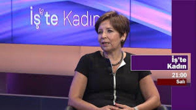 Eko Türk Kanalı İş'te Kadın Programı İzle