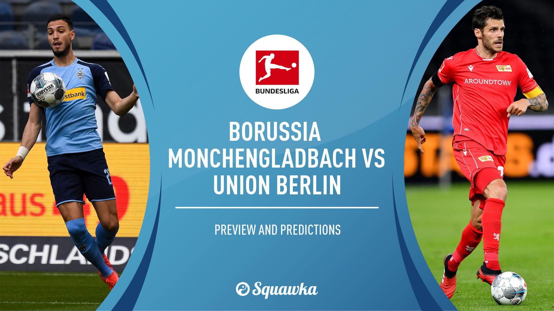 mönchengladbach union berlin maçı