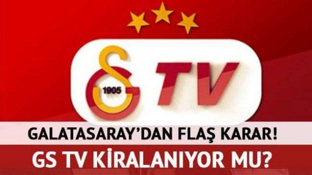 GS Tv Kiralanıyor mu?