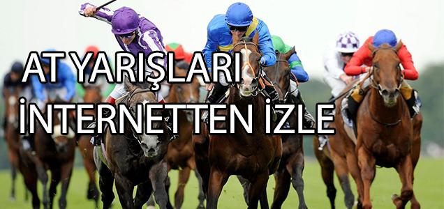 İnternetten At Yarışı Canlı izlemek