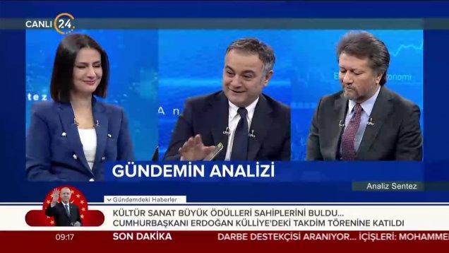 Kanal 24 Analiz Sentez Programı İzle