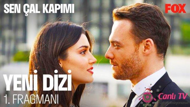 Kerem Bürsin ile Hande Erçel Sen Çal Kapımı Dizisinde Buluşacak! İlk Fragman Yayınlandı!
