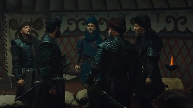 Kuruluş Osman 35. Bölüm İzle! Osman Bey Nikola'yı  Öldürdü Mü?