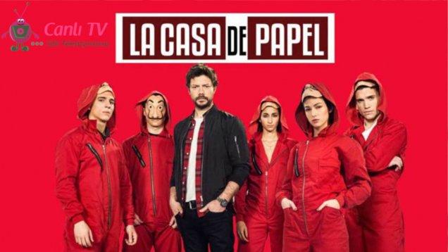 Netflix'ten Şaşırtan La Casa De Papel Paylaşımı!