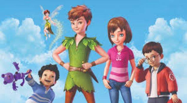 Peter Pan İzle