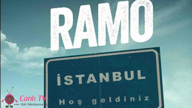 Ramo'nun Yeni Sezonu İstanbul'da Çekiliyor! İşte İlk Kareler!