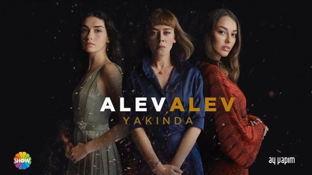 alev alev show tv
