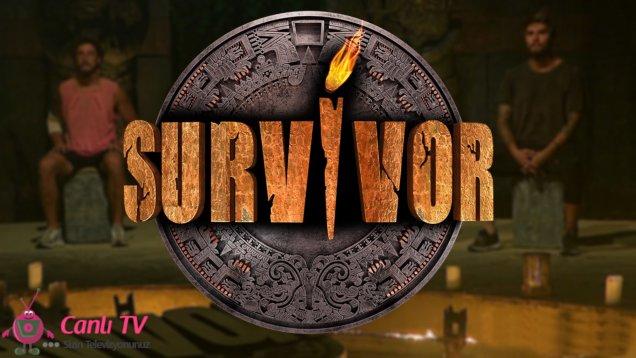 Survivor 11 Temmuz Cumartesi 133. Bölüm Canlı İzle!