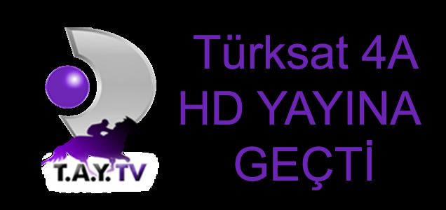 Tay TV HD Şifresiz Yayına Başladı