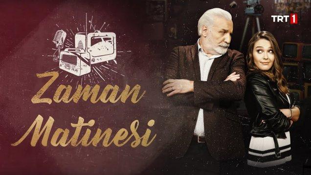TRT 1 Zaman Matinesi Programı 25 Ocak İzle