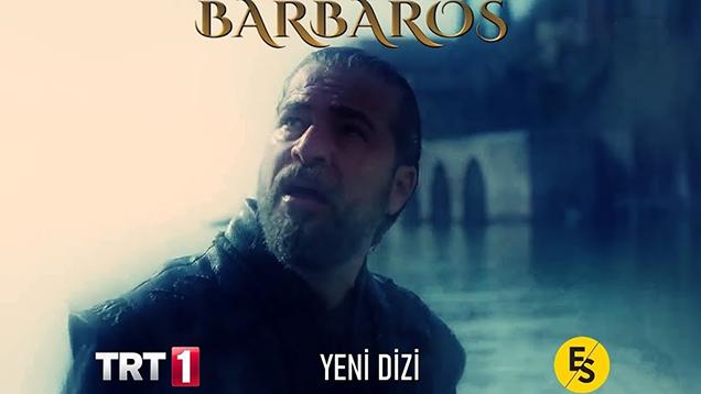 TRT 1'in Barbaros Dizisine Ezel'den Flaş İsim Geliyor!