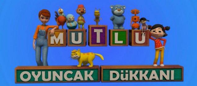 TRT Çocuk Mutlu Oyuncak Dükkanı İzle