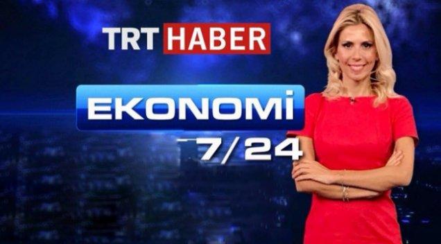 TRT Haber Ekonomi 7/24 Programı İzle