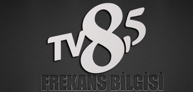 TV8,5 Frekans Bilgileri