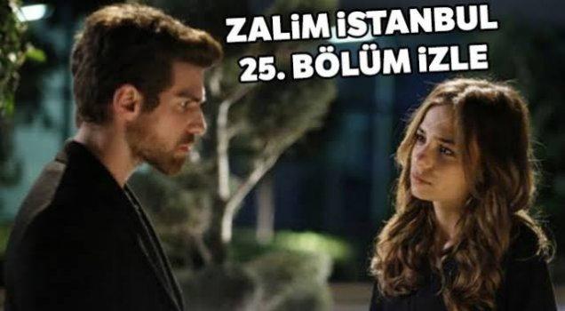 Zalim İstanbul 25. Bölüm İzle, Nedim İntikamı Seçti!!