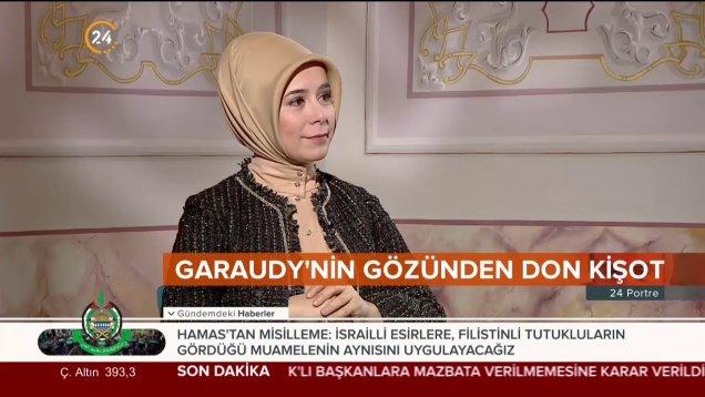 Zeynep Türkoğlu ile 24 Portre
