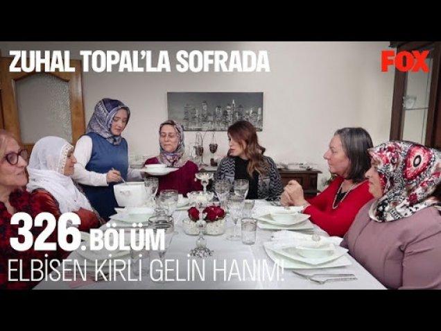 Zuhal Topal'la Sofra da 326. Bölüm
