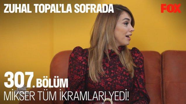 Zuhal Topal'la Sofra'da Programı307. Bölüm İzle